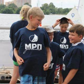 Вторая детско-юношеская парусная «МРП Регата»